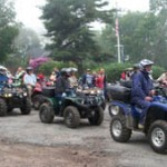 SMV Hosts 1st Annual ATV Run