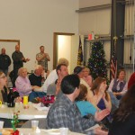 Annual Holiday Party and Firemans Awards Dinner