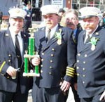 "Smallwood FD Wins ""Best Appearing Overall"" at Yulan St. Patricks Day Parade!"