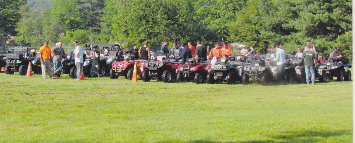 2017 ATV Rally June 3rd, 2017